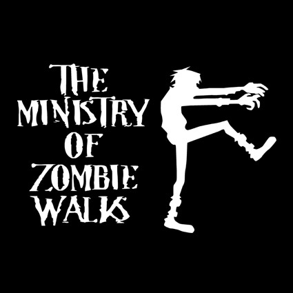 THE MINISTRY OF ZOMBIE WALK